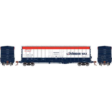 Athearn 18421 HO Scale - RTR 50 Ft NACC Box - JWAX #49039