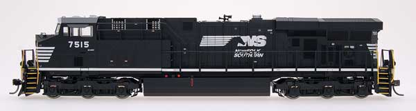 Intermountain 49724S-09 Diesel GE Evolution Series ES44DC Norfolk and Southern #7601 DCC and Sound