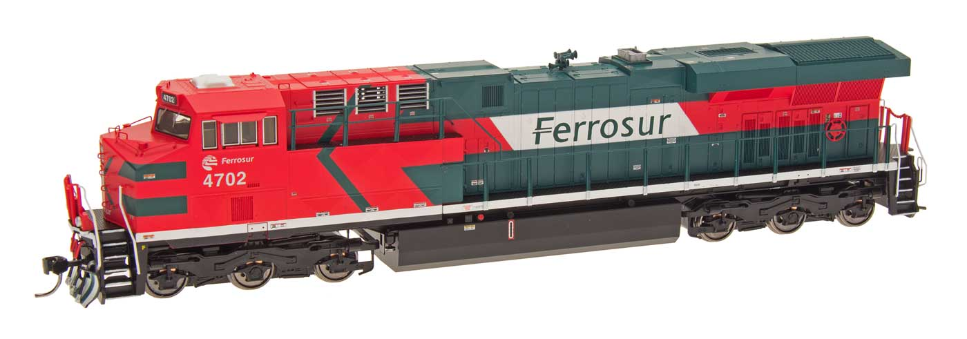Intermountain 49731S-03 Diesel GE Evolution Series ES44AC - Ferromex #4708 ESU DCC & Sound