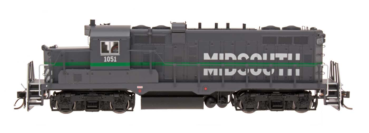 Intermountain Railway HO 49806S-03 Paducah GP10 ESU LokSound & DCC  - MidSouth 1044