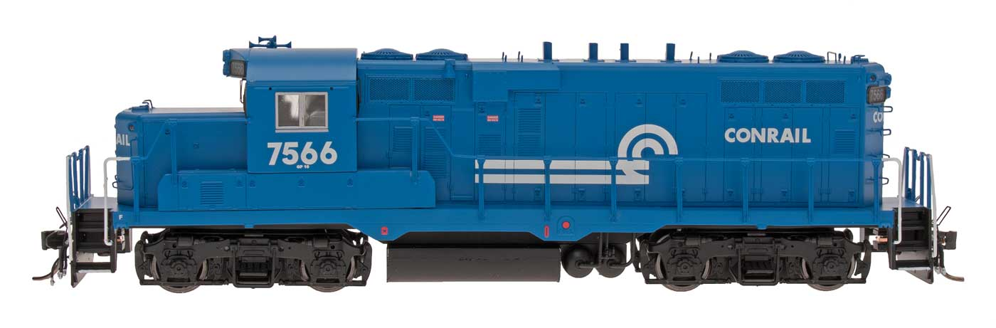 Intermountain Railway HO 49807S-03 Paducah GP10  - ESU LokSound & DCC - Conrail 7563
