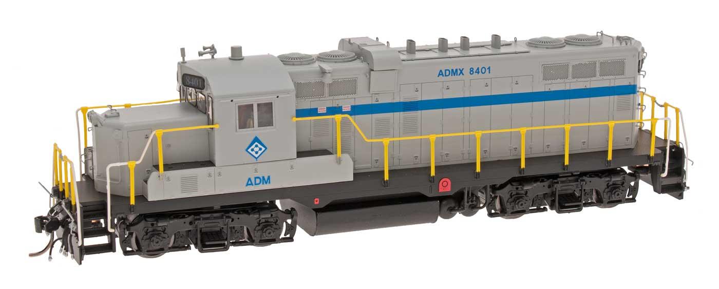 Intermountain Railway HO 49809S-02 Paducah GP10  - ESU LokSound & DCC - ADMX #8401