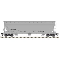 Atlas Model Railroad 20005527 HO 4650 Centerflow Hopper - Canadian National #385580