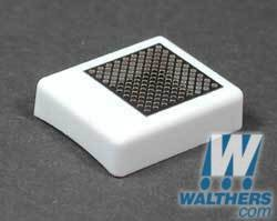 Cal Scale 553 HO - EMD Winterization Hatch (Plastic w/Etched See-Through Grille) - Early F and GP Units