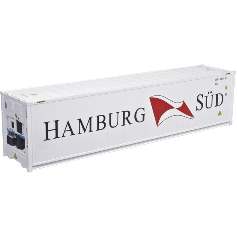 Atlas 50005352 N - 40Ft Refrigerated Container [3-Pack] Hamburg Sud Set #2
