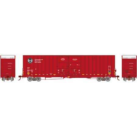 Athearn 75261 HO Scale - RTR 60Ft Gundreson Box Car - CPR #218017