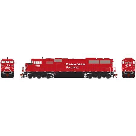 Athearn Genesis G75508 HO - SD60M Diesel Tri-Clops - DCC Ready - CP #6258