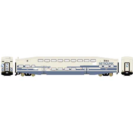 Athearn RTR 25961 HO Scale - Bombardier Cab - Metrolink SCAX #637