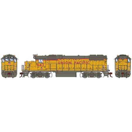 Athearn Genesis G68860 HO Scale - GP38-2 - DCC & Sound - UP/RCL Unit #643