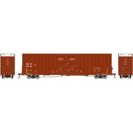 Athearn 75267 HO Scale - RTR 60Ft Gundreson Box Car - GACX #14416