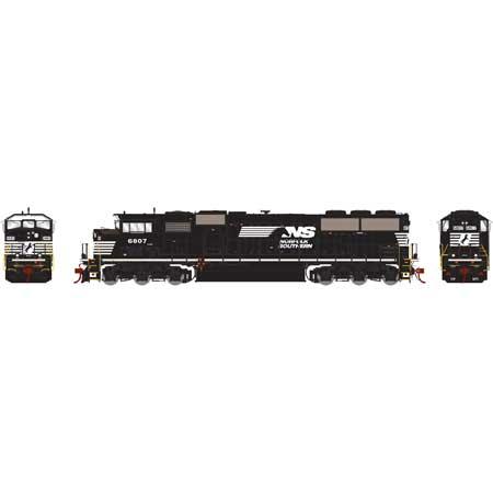 Athearn Genesis G75612 HO - SD60M Diesel Tri-Clops - DCC/Sound - NS #6812