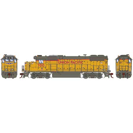 Athearn Genesis G68861 HO Scale - GP38-2 - DCC & Sound - UP/RCL Unit #700