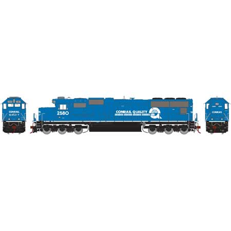 Athearn 70605 HO SD70 DCC & Sound NS/ex CR Patch #2580