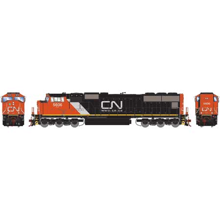 Athearn Genesis G70571 HO SD70I Canadian National Website Scheme DCC Ready No.5624