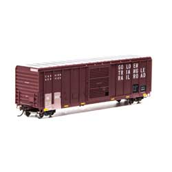 Athearn RTR 28718 - HO 50ft PS 5344 Boxcar - HS/Ex-GTRR (3pk)