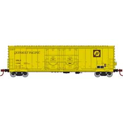 Athearn RTR 67730 - HO 50ft Evans Double-Door Plug Boxcar - Quinault Pacific/USLX #10470