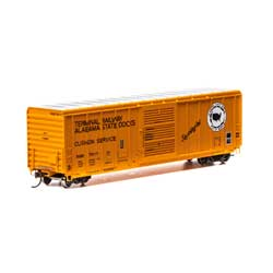Athearn RTR 28730 - HO 50ft PS 5344 Boxcar - TASD #78142