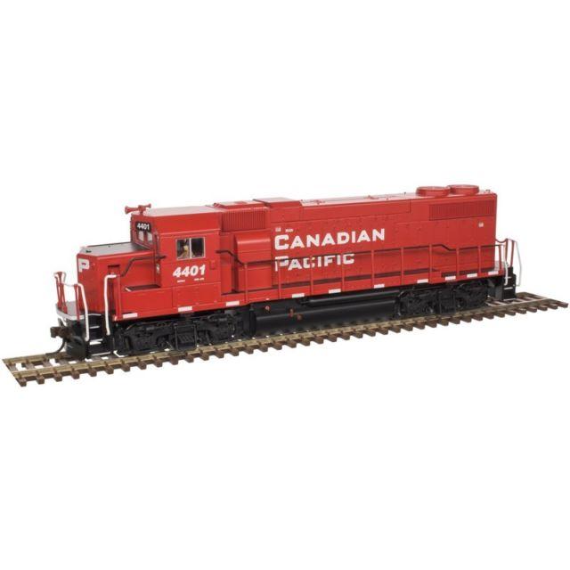 Atlas Trainman HO GP-38-2 Canadian Pacific No.4421 w/Sound & DCC Loksound