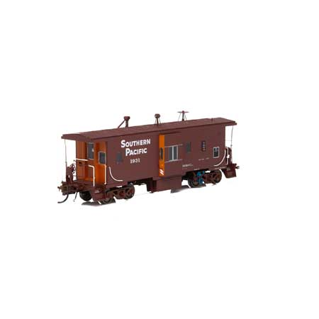 Athearn G78536 - HO Scale ICC Caboose w/lights DCC Ready - SP #1952