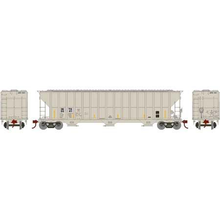 Athearn RTR 81759 - HO FMC 4700 Covered Hopper - INTX #5073 (#3)