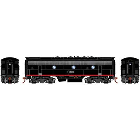Athearn Genesis G19344 HO Scale - F7B EMD F-Unit Diesel - DCC Ready - Southern Pacific/ Freight #8199