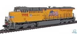 InterMountain 49701S-05 ES44AC DCC LokSound Union Pacific #5382