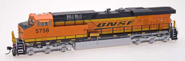 Intermountain Railway Diesel GE Evolution Series ES44AC BNSF Non ...