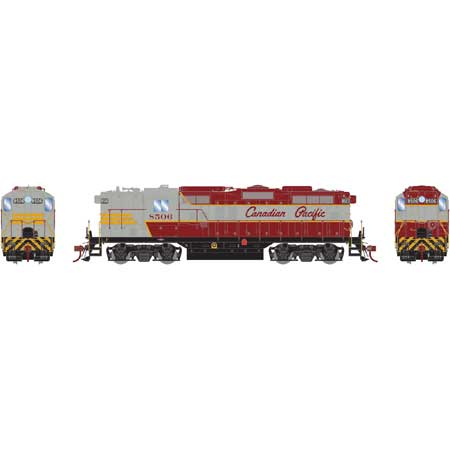 Athearn Genesis G78185- HO GP9 Diesel - DCC Ready -Canadian Pacific #8512