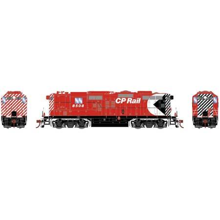 Athearn Genesis G82322 - HO GP9 w/DCC & Sound - CP Rail #8508
