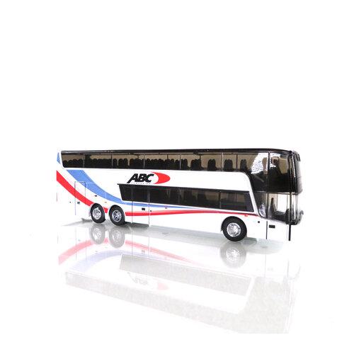 Iconic Replica 87-0179 - 1:87 Van Hool TDX Double Decker Bus - ABC / Van Hool