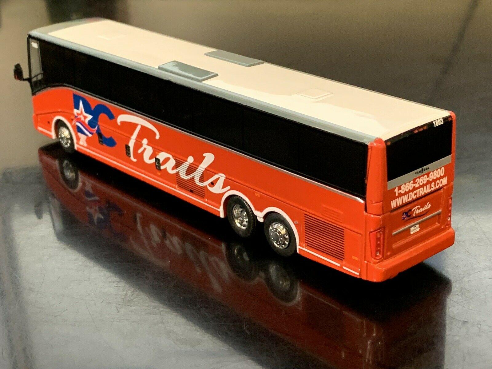 Iconic Replicas 870225- 1:87 Van Hool CX-45 DC Trails