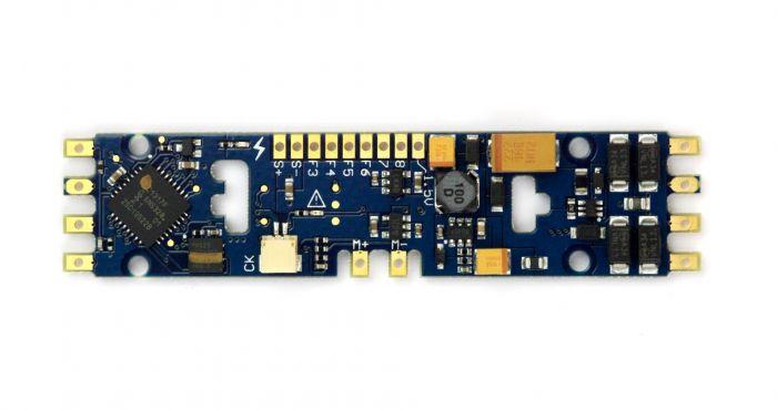 Soundtraxx 885823 - Tsunami2 Digital Sound Decoder - 21-Pin NEM form factor - EMD-2 Diesel Locomotives