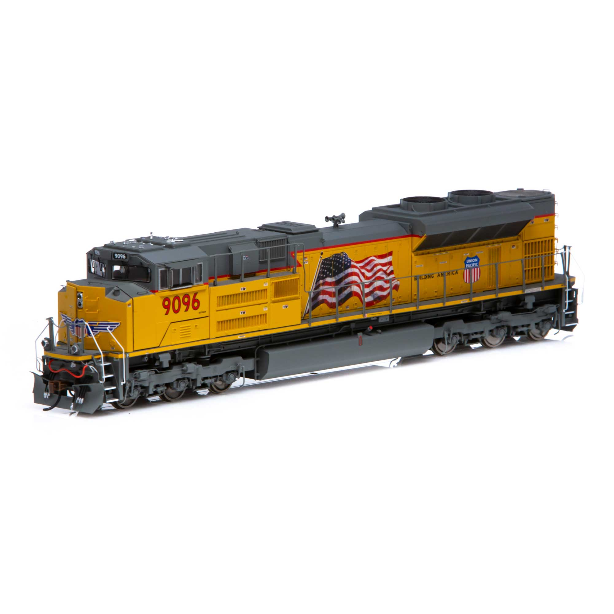 Athearn G89845 - HO SD70ACe (SD70AH) - DCC & Sound -  Union Pacific #9096