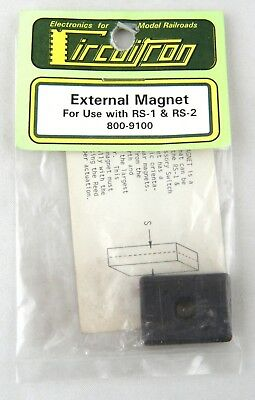 Circuitron 9100 All Scale - External Magnet - For use with RS-1 & Rs-2