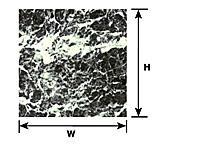 Plastruct 91873 White Black Marble Paper Sheet (2pcs pkg)