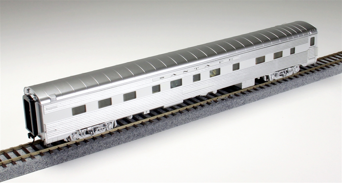 Walthers Proto 9343 - HO San Francisco Chief 85ft P-S Indian Series 24 Duplex Roomette Sleeper - Santa Fe (Deluxe)