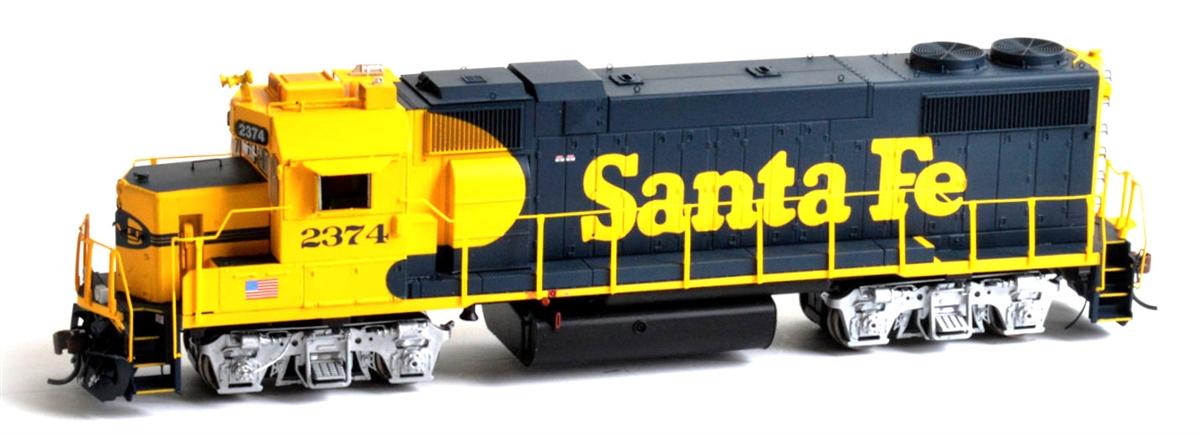 Athearn HO G65441 EMD GP38-2 w/DCC & Sound, Santa Fe #2370