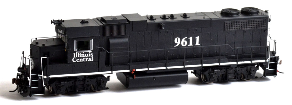 Athearn G65458 HO GP38-2 Phase 1 -  Illinois Central  #9617 DCC & Sound
