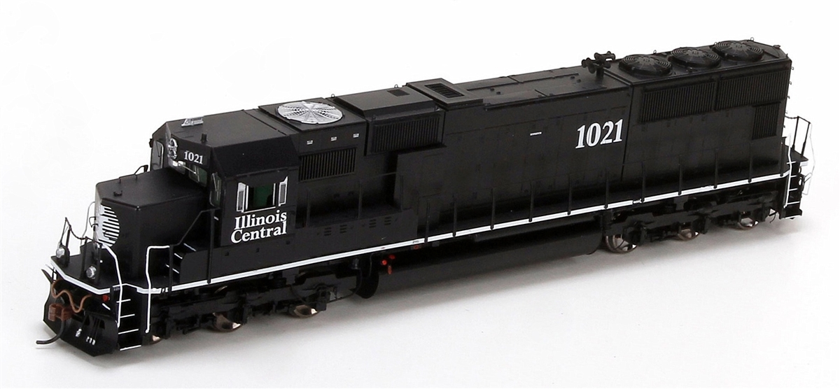 Athearn G69297 HO EMD SD70, Illinois Central #1025 (DCC and Sound Equipped)