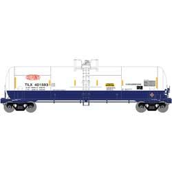 Athearn RTR 15926 - HO RTC 20,900-Gal Acid Tank Car - TILX/Dupont #401593