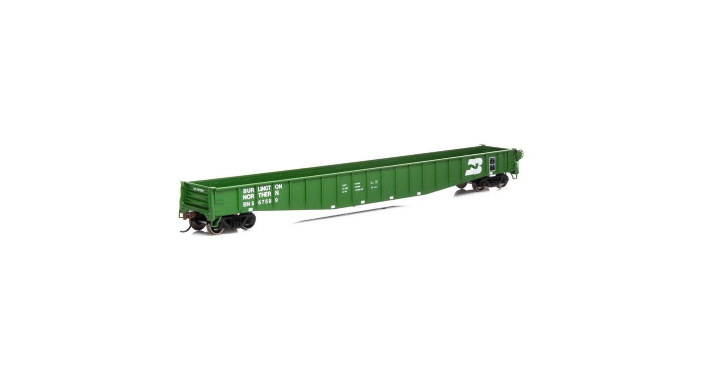 Athearn 28220 - HO RTR 65Ft 6In Mill Gondola - BN #567599