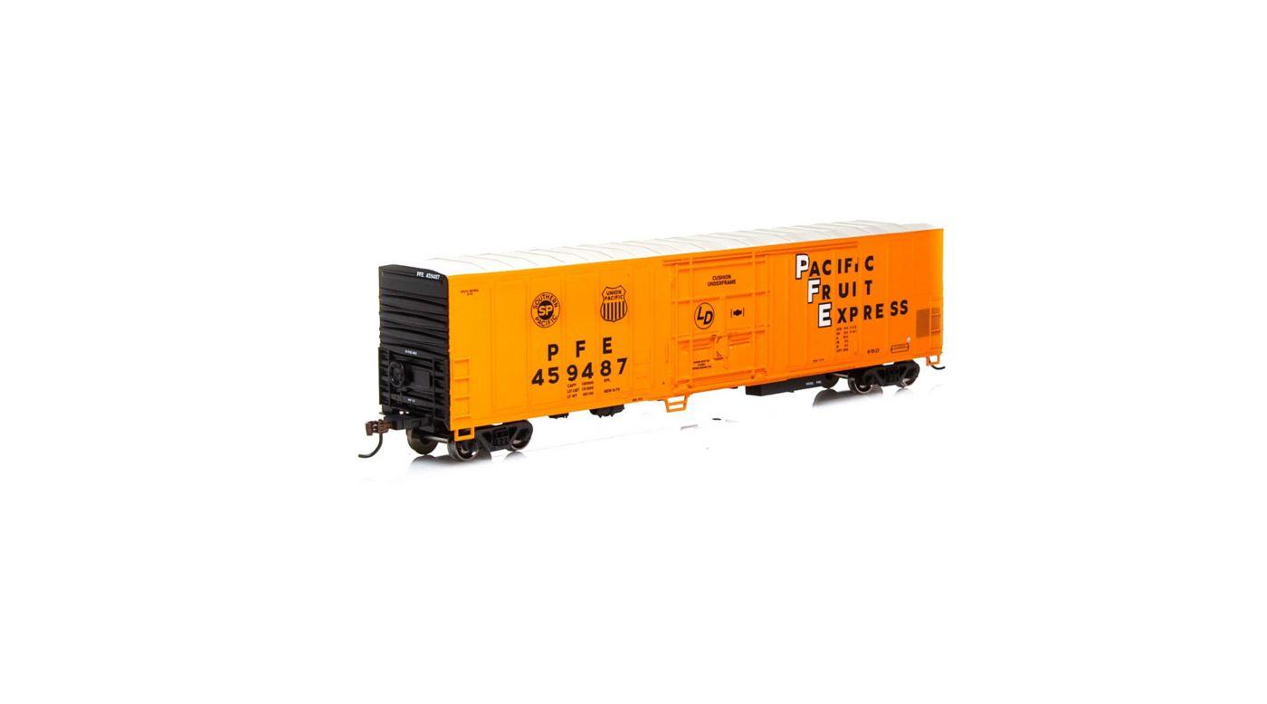 Athearn 71170 - HO RTR 57ft Mechanical Reefer - PFE #459487