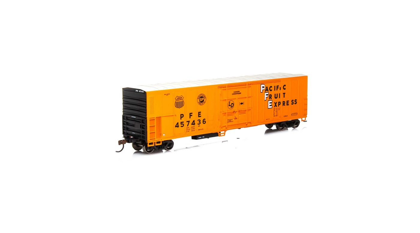 Athearn 71181 - HO RTR 57ft Mechanical Reefer - PFE #457436