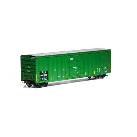 Athearn RTR 87449 - HO 50ft FMC Superior Plug Door Boxcar - LRS #902018