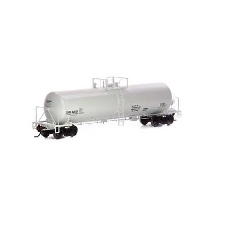 Athearn Genesis G40169 - HO GATC 20K Gallon GS Tank Car - GATX/White #44001