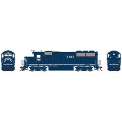 Athearn G40809 HO Diesel EMD GP50 Phase 1 DCC & Sound - Missouri Pacific MP #3515