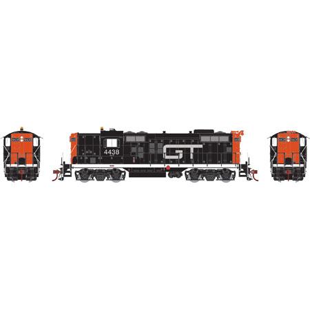 Athearn G62945 HO EMD GP9 Grand Trunk Western GT 4540 DCC & Sound - Tsunami2