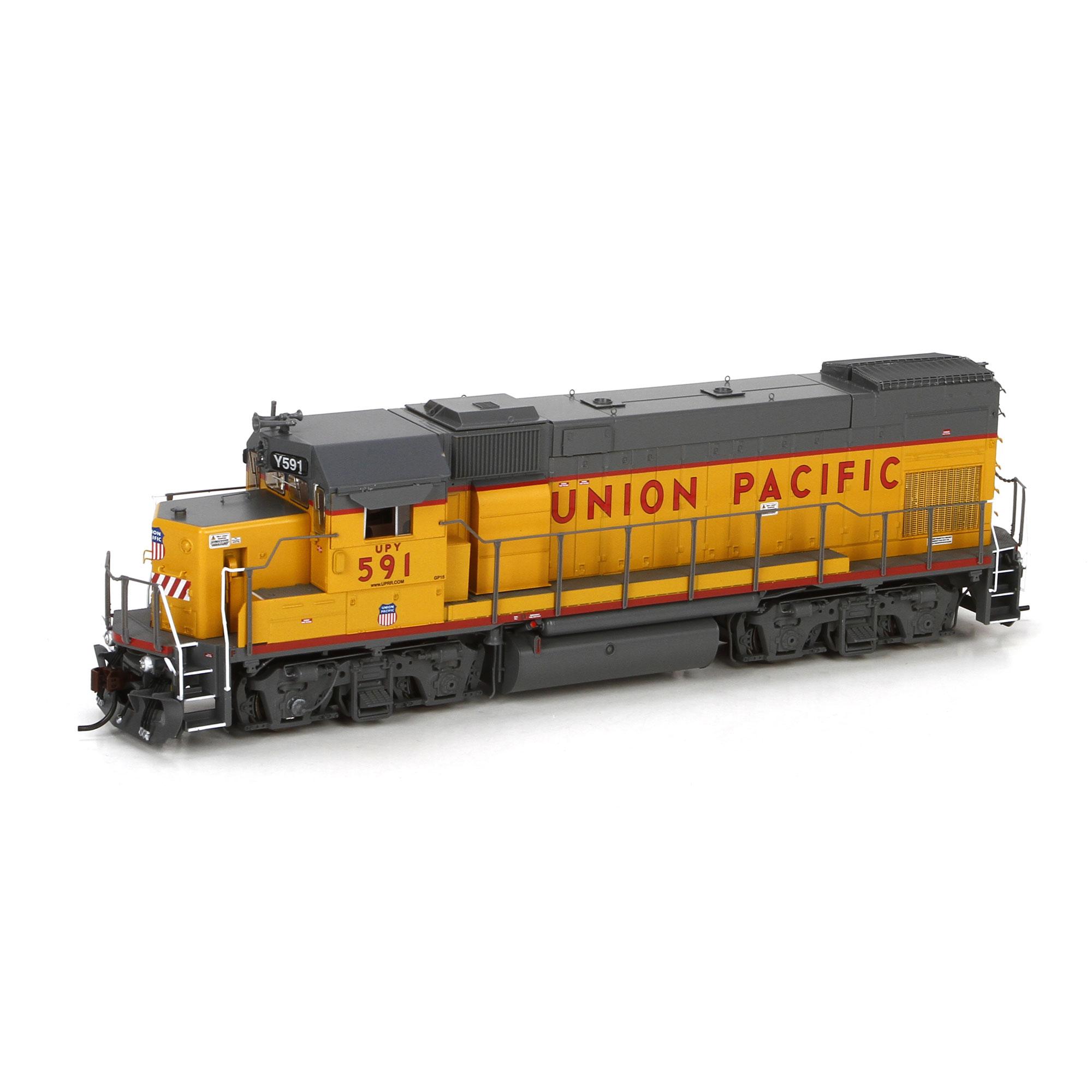Athearn Genesis G13211 HO GP15-1 - DCC & Sound - Union Pacific No.551