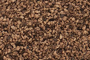 Woodland Scenics 79 Ballast Medium Brown -Bag