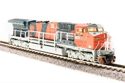 Broadway 3742 N Scale GE AC6000 With Rolling Thunder DCC & Sound BHP 6070